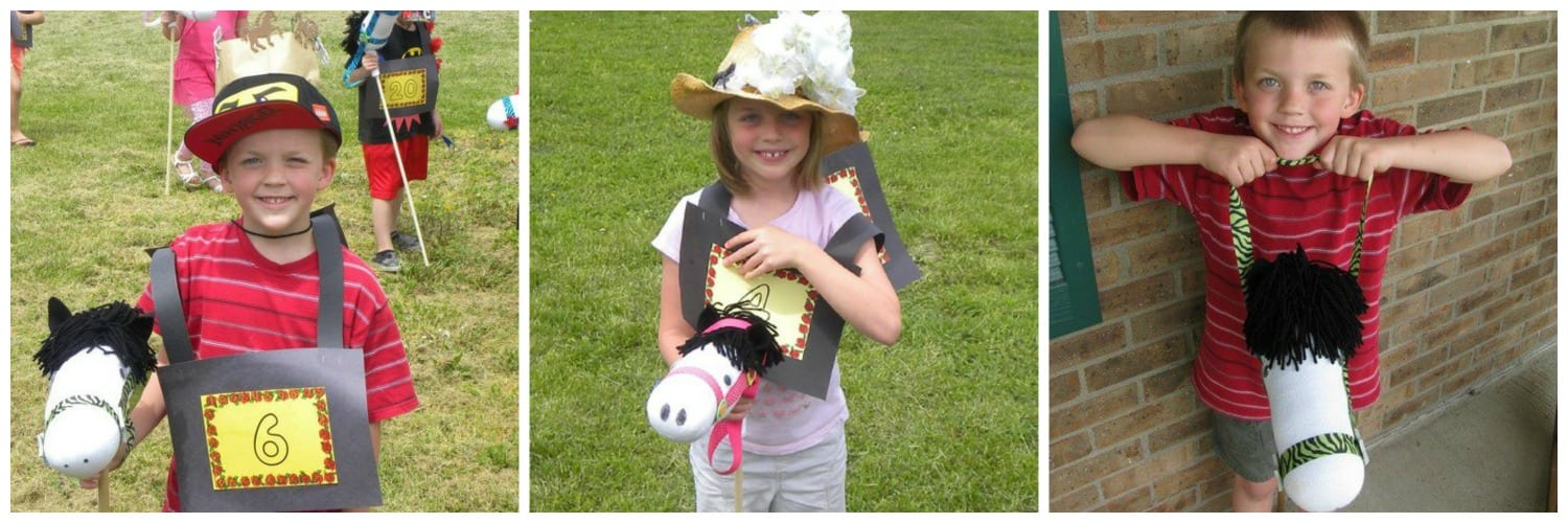 Stick Horses ready for Kentucky Derby Races