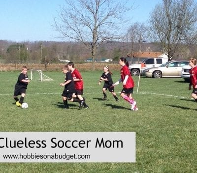 This Clueless Soccer Mom