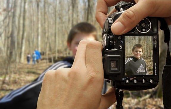 fw connor in camera