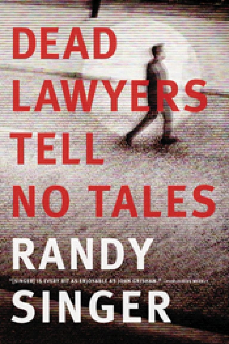 Dead Lawyers Tell No Tales Book Review