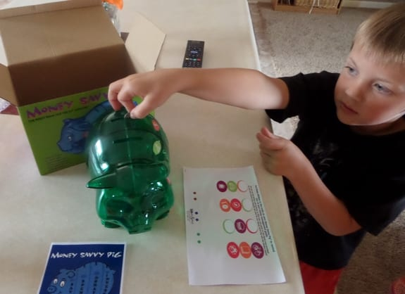 smart piggy bank for kids