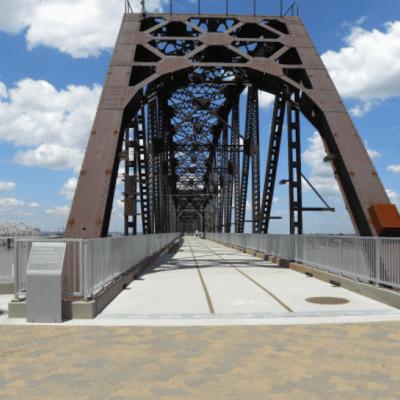 Big Four Pedestrian Bridge Louisville