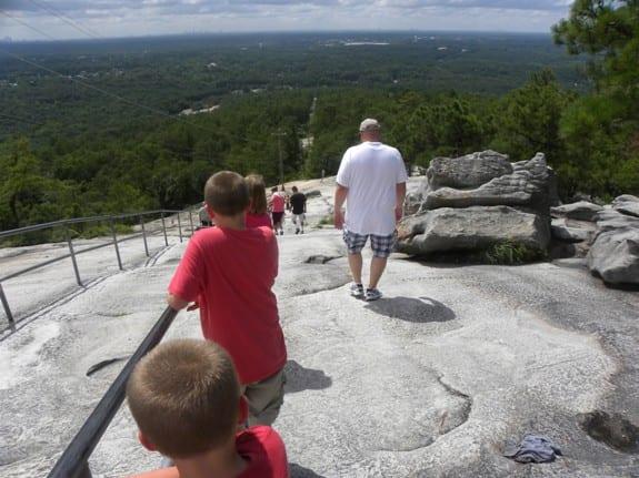 hiking rail 2