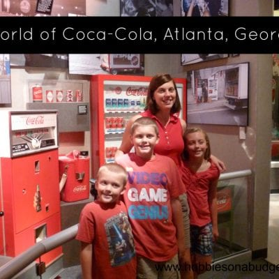 World of Coca-Cola – Atlanta, Georgia