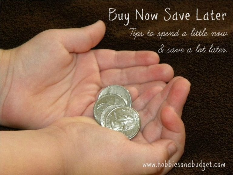 Buy Now Save Later