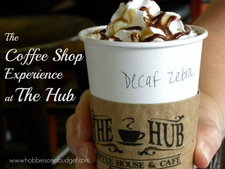 Coffee Shop Experience at The Hub