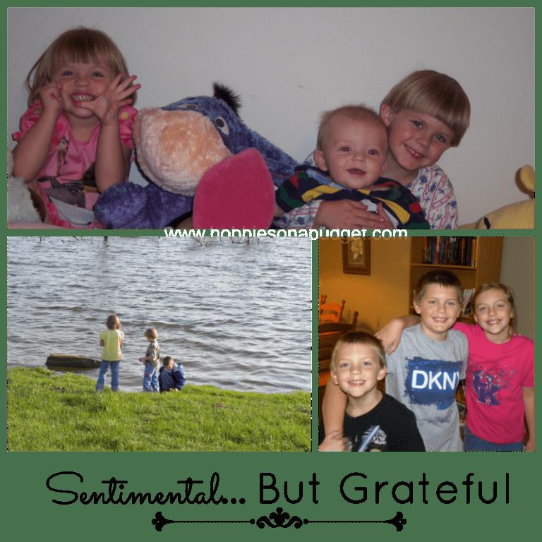 Sentimental But Grateful