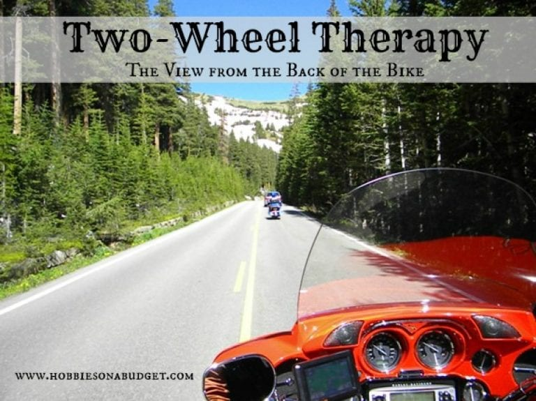 Two-Wheel Therapy