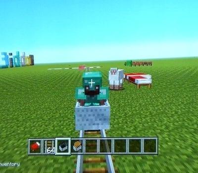 Building Hobbies in Minecraft