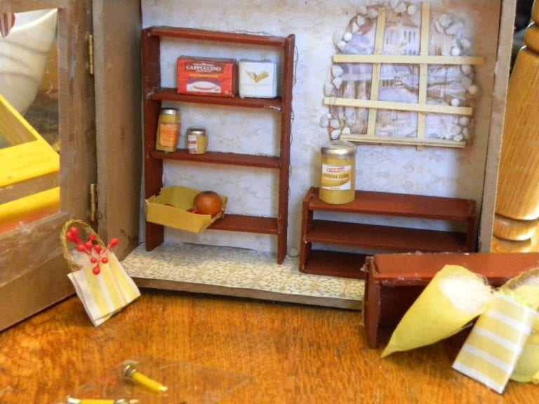 Building our First DollHouse Room