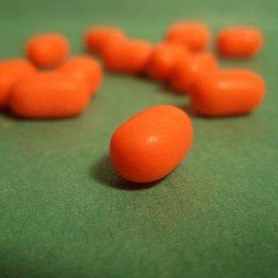 Pumpkin Seeds & Orange Soda Crafts