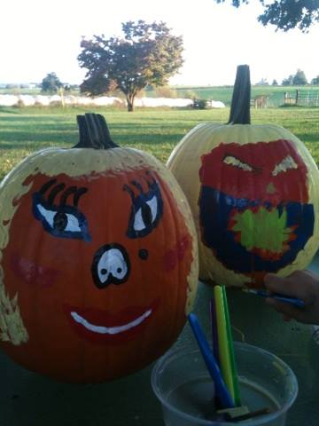 sharon everidge's pumpkins 2013