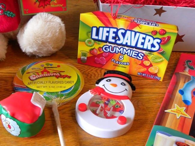 Christmas Eve Gift Box for Kids