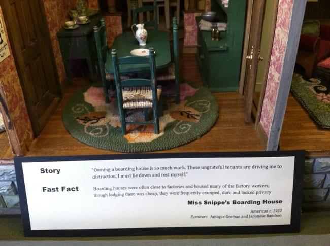 museum story