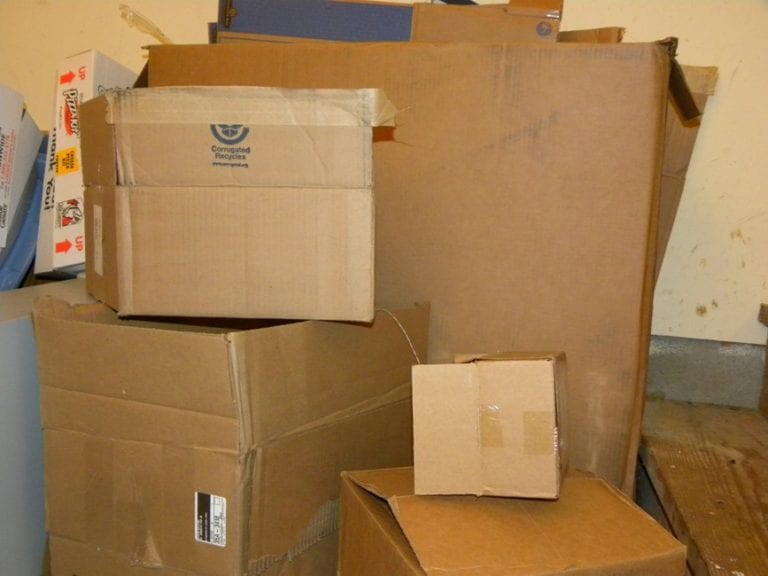 6 Ways to Save Money with Cardboard Boxes