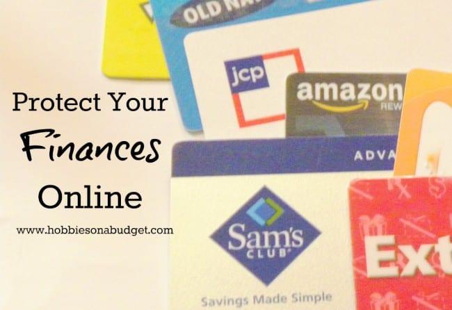 protect your finances online