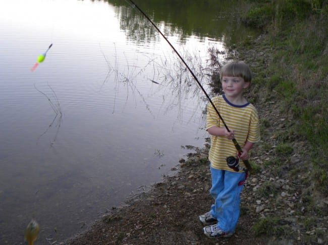 Fishing-with-kids-#30daysofhobbies