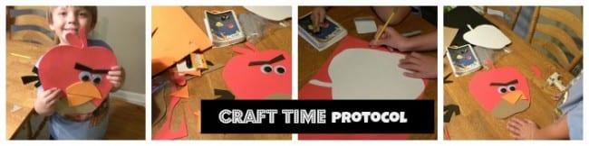 craft time protocol