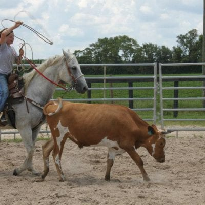 Rodeo – Riding for the Brand