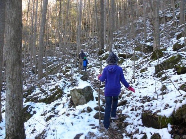 hiking trail 6
