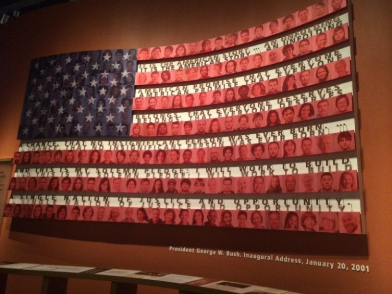 A Visit to George W Bush Presidential Library