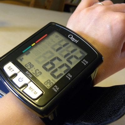 Health Watch: Blood Pressure Monitor