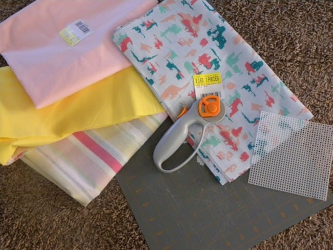 spring quilt fabric