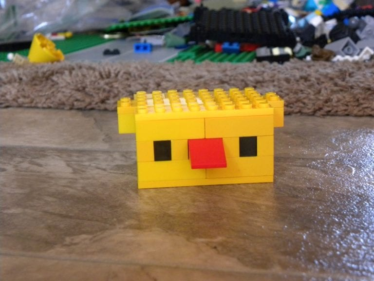 Free Building with LEGO Bricks