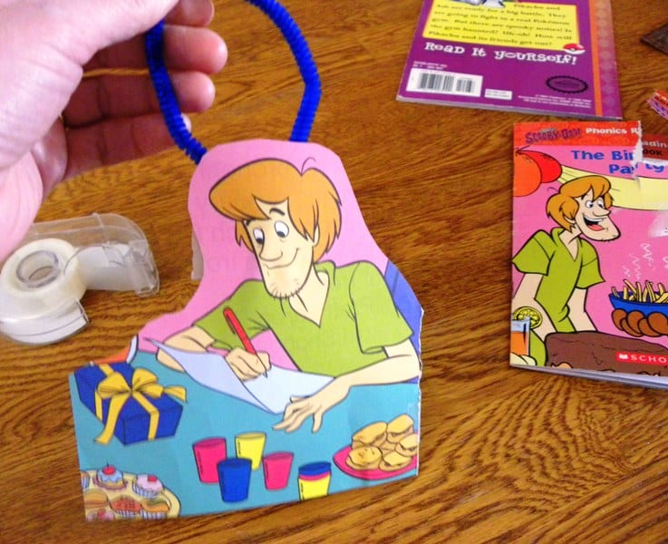 DIY Story Puppets: Recycling Books into Fun
