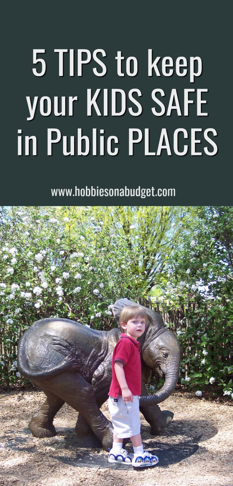 Keep Kids safe in public places