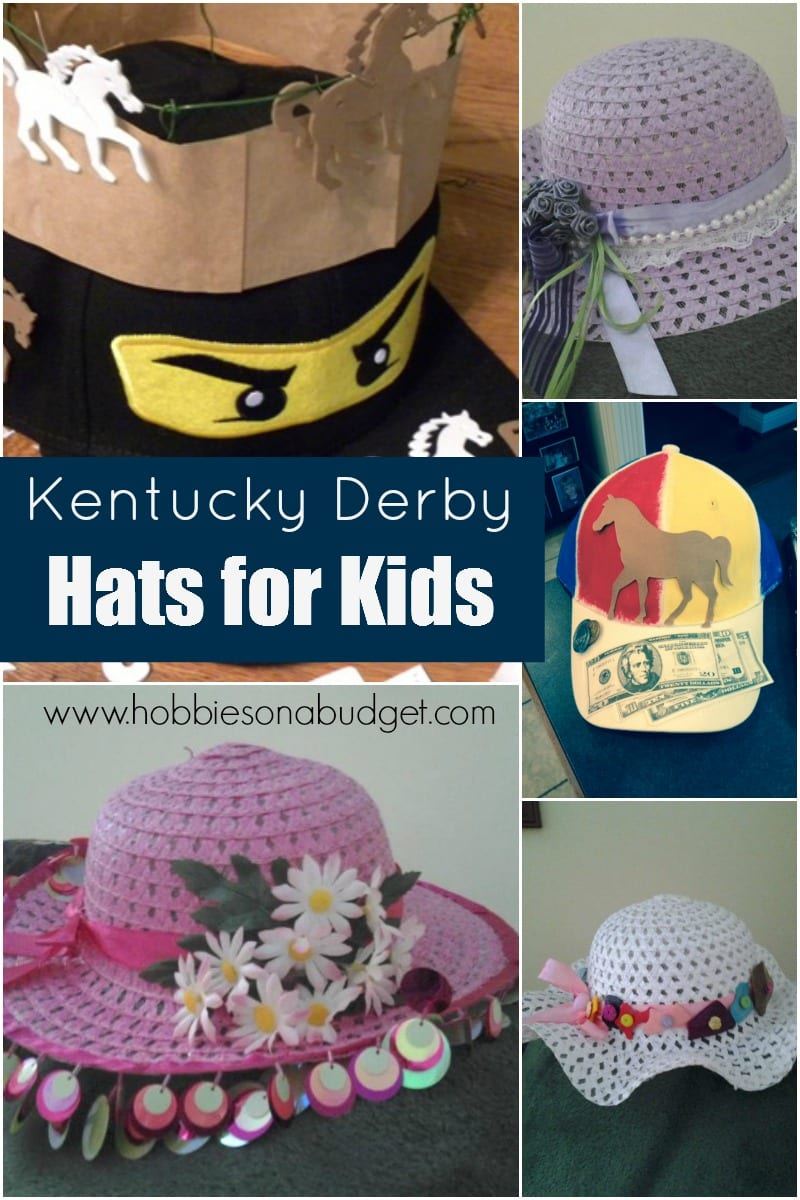 Kentucky Derby Hats For Kids Hobbies On A Budget