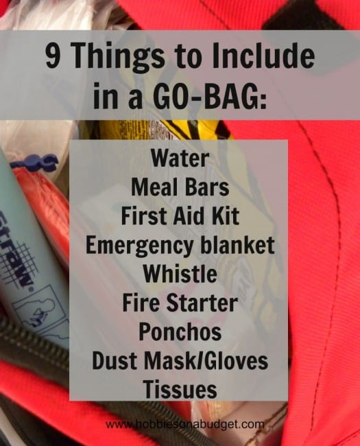 go-bag-items