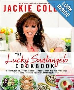 Lucky Santangelo Cookbook + Zucchini Boat Recipe