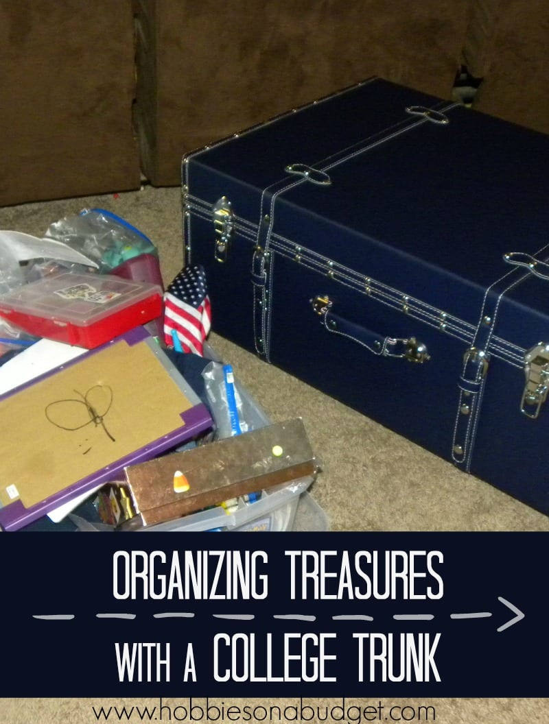Organizing Treasures with a Trunk
