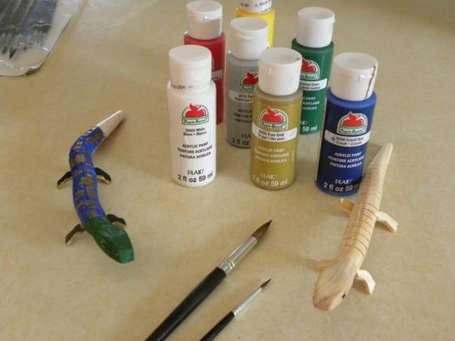oriental lizards supplies