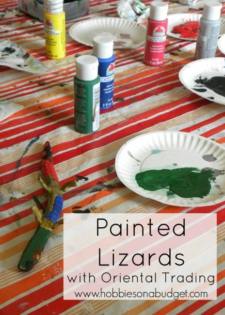painted-lizards
