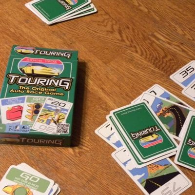 Game Feature: Touring Card Game