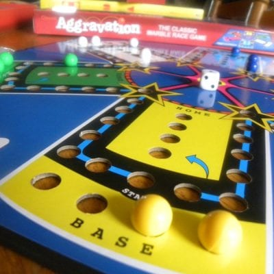 3 Classic Family Games