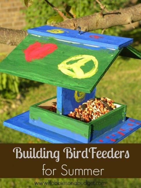 building-birdfeeders