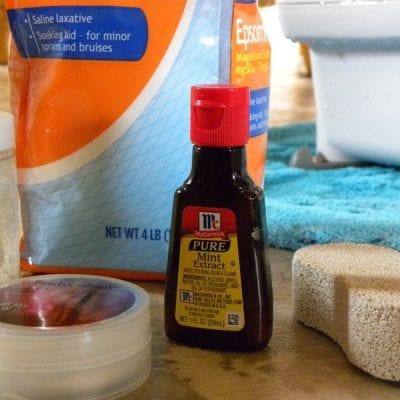 How to Create a Homemade Foot Spa
