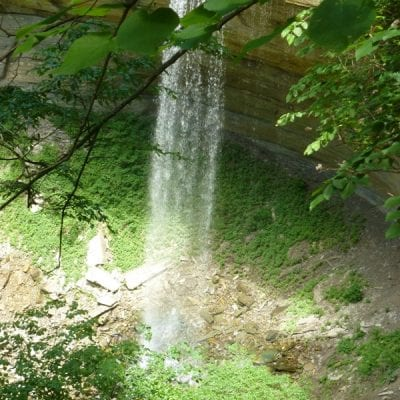 Visiting Clifty Falls State Park, Indiana