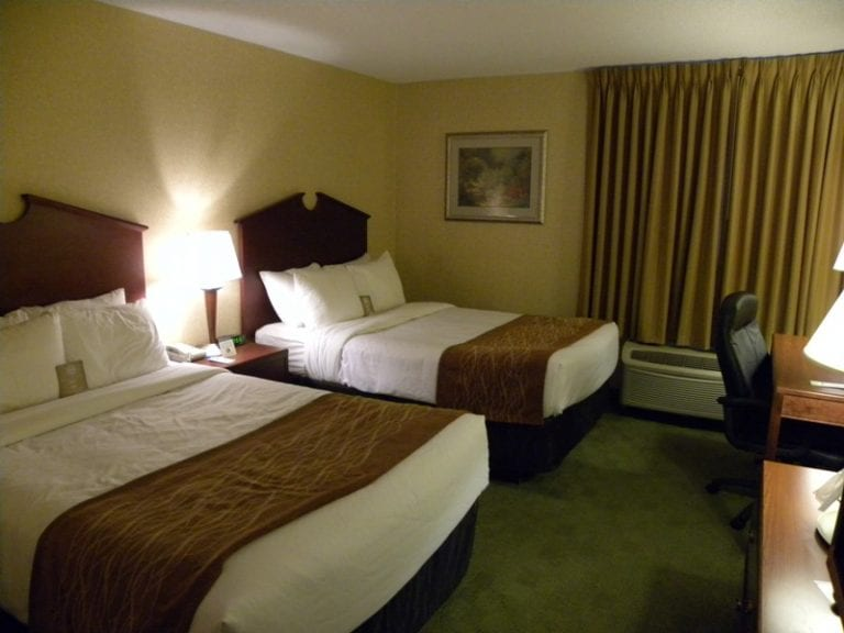 Choice Hotels: Two Stays Pays