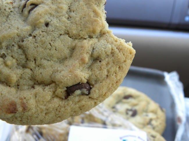 reading terminal market cookies