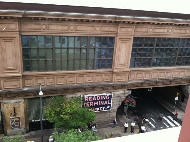 reading terminal market building