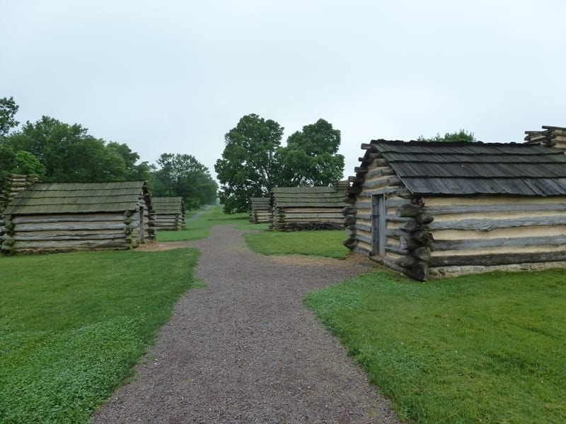 Visiting Valley Forge State By State Travel