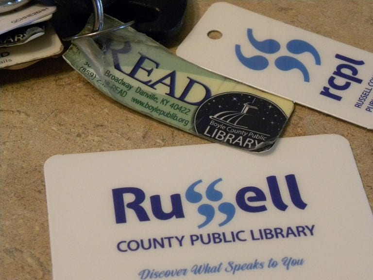 Getting a Library Card in a New City