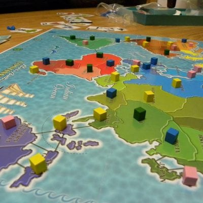 RISK:  Classic Games for a new Generation