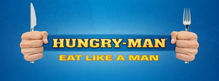 Hungry Man for Quick Meal Options