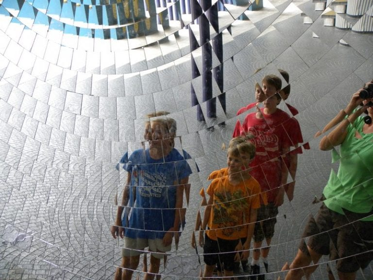 Kentucky Science Center for family fun!