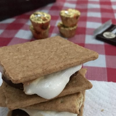 How to Create the Perfect S'more